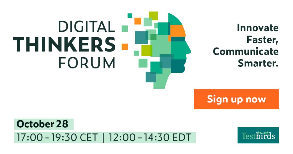 digital thinkers forum